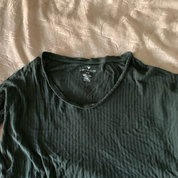 American Eagle Outfitters Tops - Flowy long sleeve